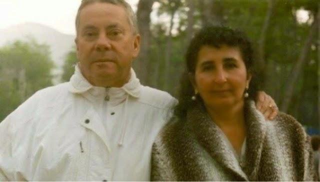 Le Maître Lakhsmi et son épouse : la Maîtresse Luz Alba