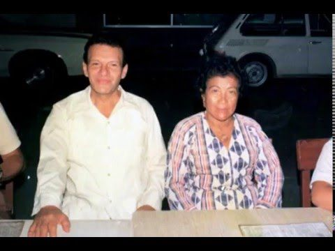 Le Maître Samael Aun Weor et son épouse dans une réunion amicale